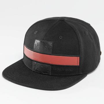Bangastic Snapback Cap *B-Ware* PU black