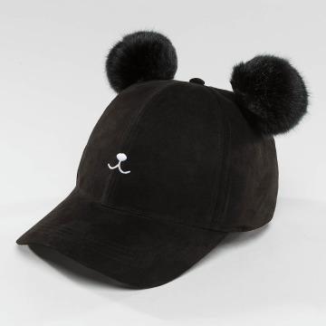 Bangastic Snapback Cap Teddy schwarz