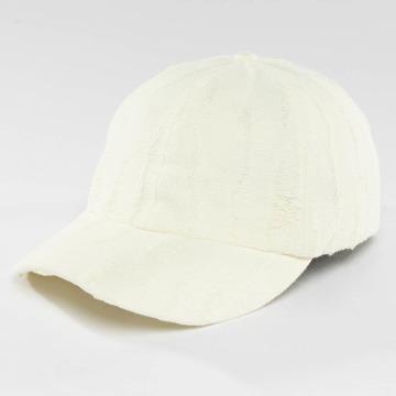 Bangastic Snapback Cap destroyed weiß