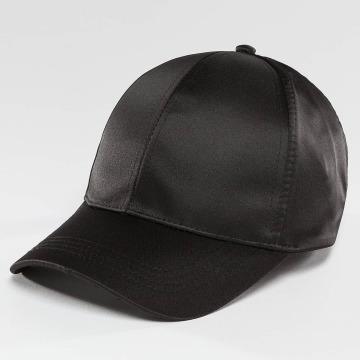 Bangastic snapback cap Satin zwart