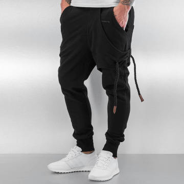 Bangastic Spodnie do joggingu London czarny