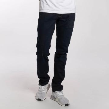 Bangastic Straight Fit Jeans Skull blau