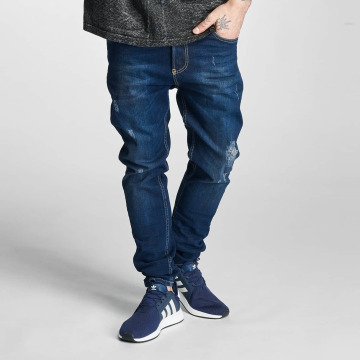 Bangastic Straight fit jeans Conlin blauw
