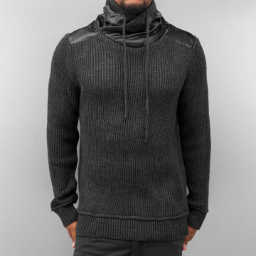Bangastic Sweat & Pull Knitted gris