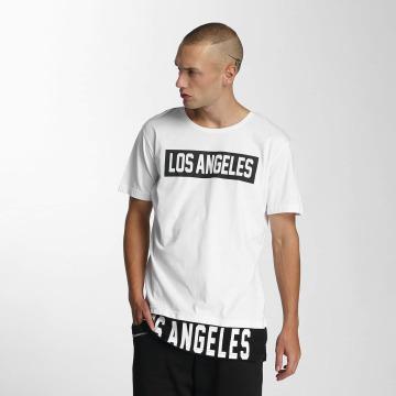 Bangastic T-paidat LA valkoinen