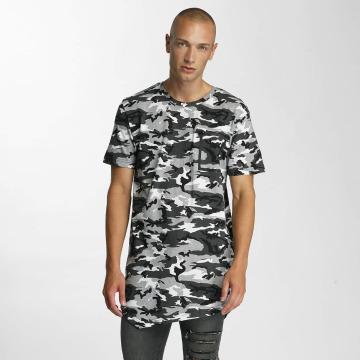 Bangastic T-Shirt Camo grau