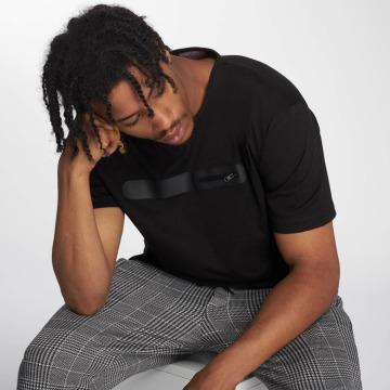 Bangastic t-shirt Stripe zwart