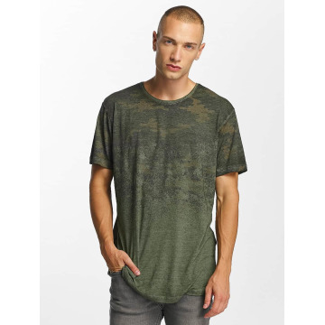 Bangastic T-skjorter Fadin' oliven