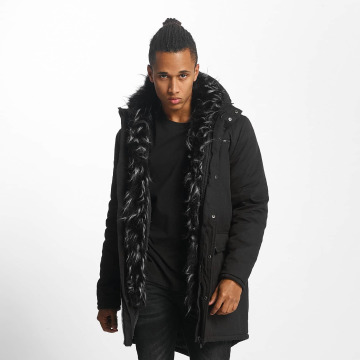 Bangastic Winter Jacket Best Off black