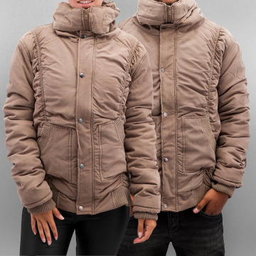 Bangastic Winter Jacket Soft brown