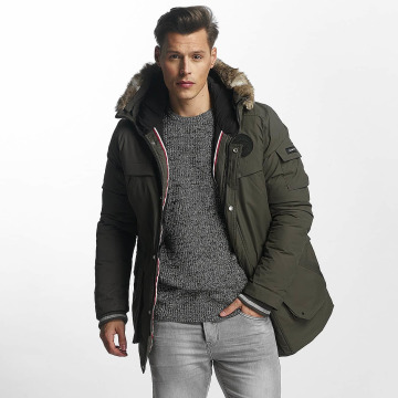 Bench Зимняя куртка Nomens оливковый