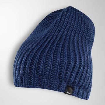 Bench Beanie Knit blauw