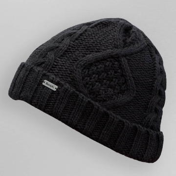 Bench Beanie Careen Knit svart