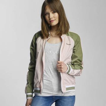 Bench Bomber jacket Colourblock rose