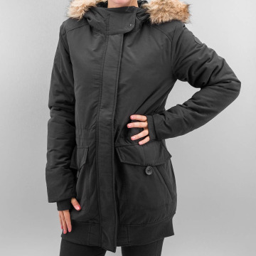 Bench Coats Expressionist black