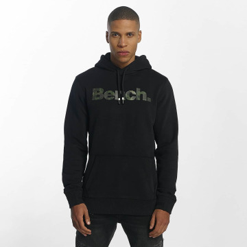 Bench Hoodie Camo Print svart
