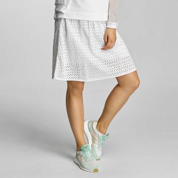 Bench Kjol Cotton Crochet vit