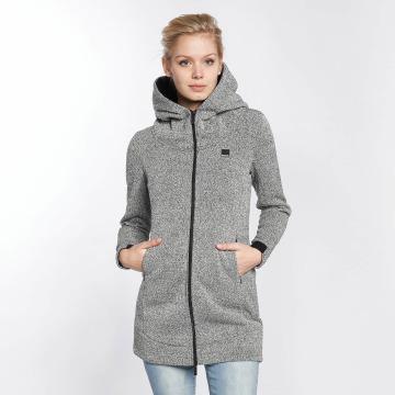Bench Lightweight Jacket Long Bonded grey