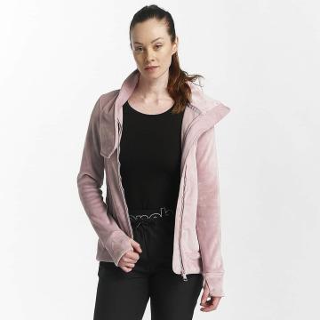 Bench Overgangsjakker Fleece Funnel rosa