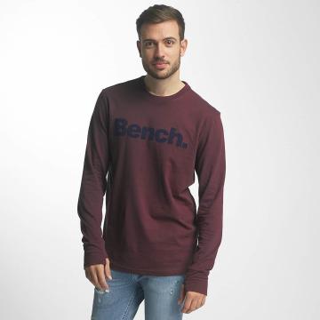 Bench Pitkähihaiset paidat Logo punainen