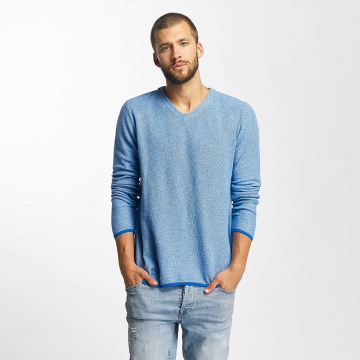 Bench Pullover Structured blue