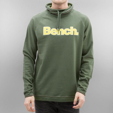 Bench Pullover Raglan High Neck khaki
