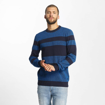Bench Puserot Structured Stripe sininen