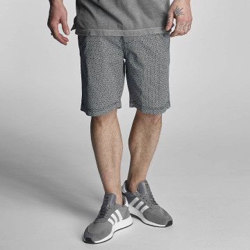 Bench Shorts Aop Tile blau