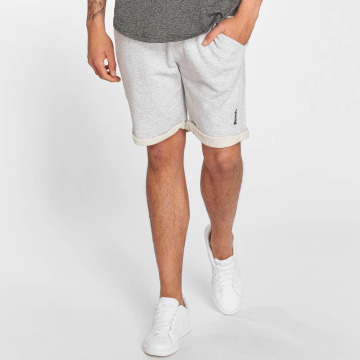 Bench Shorts Rolled Seam grå