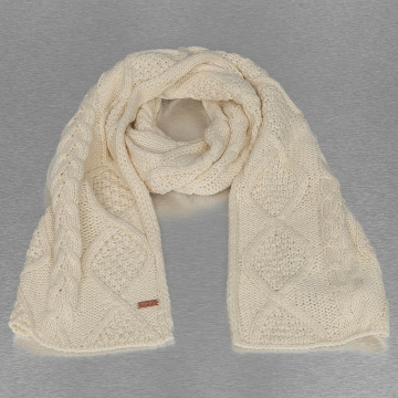 Bench sjaal Careen Cable Knit beige