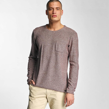 Bench Sweat & Pull Knit rouge