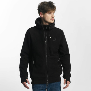 Bench Sweat capuche zippé Fleece noir