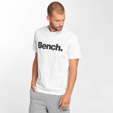 Bench T-shirt Life bianco