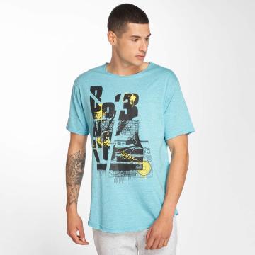 Bench T-Shirt Graphic II blau