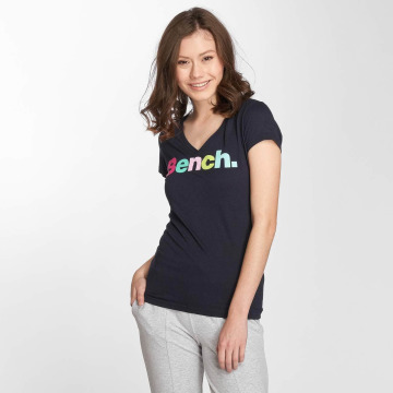 Bench T-Shirt Shootclean blau
