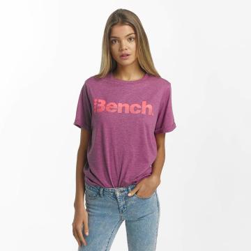 Bench T-shirt Performance lila