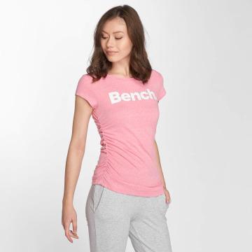 Bench T-Shirt Logo pink