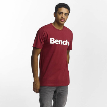 Bench T-shirt Corp rosso