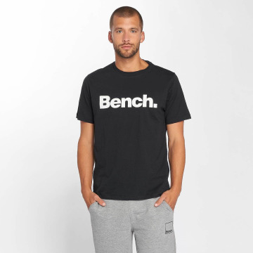 Bench T-Shirt Life schwarz