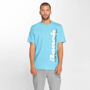 Bench T-Shirty Performance niebieski