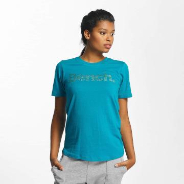 Bench T-Shirty Core Logo turkusowy