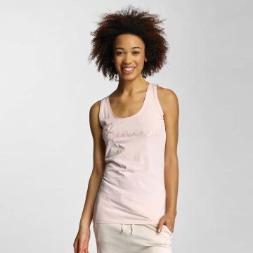 Bench Tank Tops Summer rosa