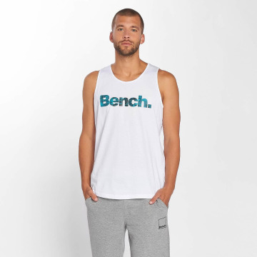 Bench Tank Tops Life white