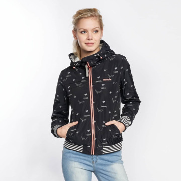 Bench Transitional Jackets Easy svart