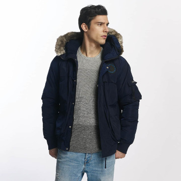 Bench Winter Jacket Nomens blue