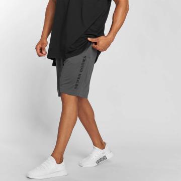 Better Bodies shorts Loose Function grijs
