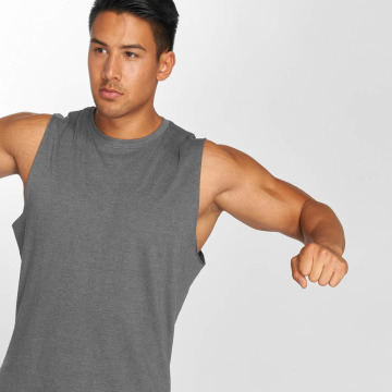 Better Bodies Tank Tops Bronx grau