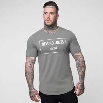 Beyond Limits T-Shirt Signature khaki