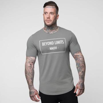 Beyond Limits T-shirts Signature khaki