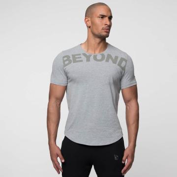 Beyond Limits T-skjorter League grå